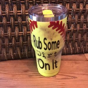 Customized tumblers